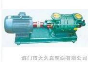 2S系列雙級水環式真空泵