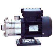 卧式离心泵 节段式不锈钢多级泵 CHLF8-30杭州南方卧式离心泵 耐腐蚀离心泵