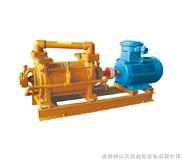 F2SK系列耐腐蚀液环式真空泵