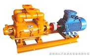 FSK-6-15系列耐腐蝕液環式真空泵及壓縮機組