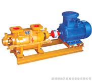 SKF-1-4系列耐腐蚀液环式真空泵及压缩机组