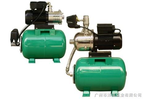 增压泵(压力罐)