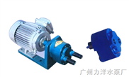YZB型硬齿面渣油泵