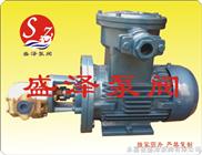 不锈钢单相防爆齿轮油泵