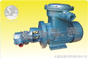 WCB单相防爆齿轮油泵