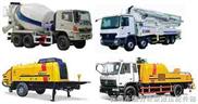 泵車、托泵、車載泵輸送泵