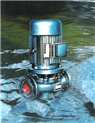 ISG、IRG、IHG、YG系列单级单吸立式管道离心泵