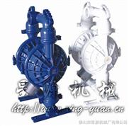 氣動式雙隔膜泵