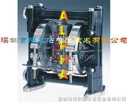 美國GRACO(固瑞克)HUSKY307聚丙烯(PP)氣動隔膜泵