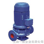 ISG 单级单吸立式管道离心泵