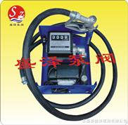 电动油泵SZYB80总成/手摇电动二用计量加油泵/自吸式离心油泵