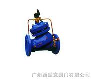 水力控制阀 型号100x 广州西派克阀门厂