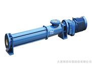万格小型螺杆泵—KB30/50-S,微型螺杆泵