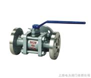 节能型焦炉专用三通球阀