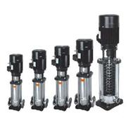 全不锈钢离心泵 CDLF8-15耐腐蚀多级泵 CDLF系列南方泵 锅炉给水泵 有热水型供应