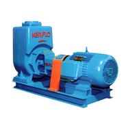 卧式自吸泵 40ZW10-18自吸排污泵 无堵塞污水泵 自吸污水泵 肯富来水泵
