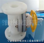 PVDF法蘭隔膜閥 塑料隔膜閥 承插隔膜閥