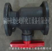 FRPP法蘭球閥 塑料球閥 承插球閥 螺口球閥