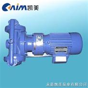DBY型电动隔膜泵 电动泵 卧式隔膜泵