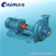 PW卧式污水泵 单级单吸悬臂式离心泵 排污泵