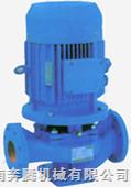 单级单吸立式离心泵