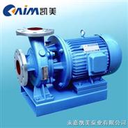 ISWH化工不锈钢管道泵 卧式化工泵 管道泵 耐腐蚀管道泵
