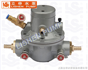 QBY-HL2002气动单向隔膜泵|气动单隔膜泵|气动隔膜泵|上海立申水泵制造有限公司