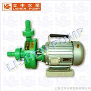 FP增强聚丙烯离心泵|塑料离心泵|耐腐蚀泵|上海立申水泵制造有限公司