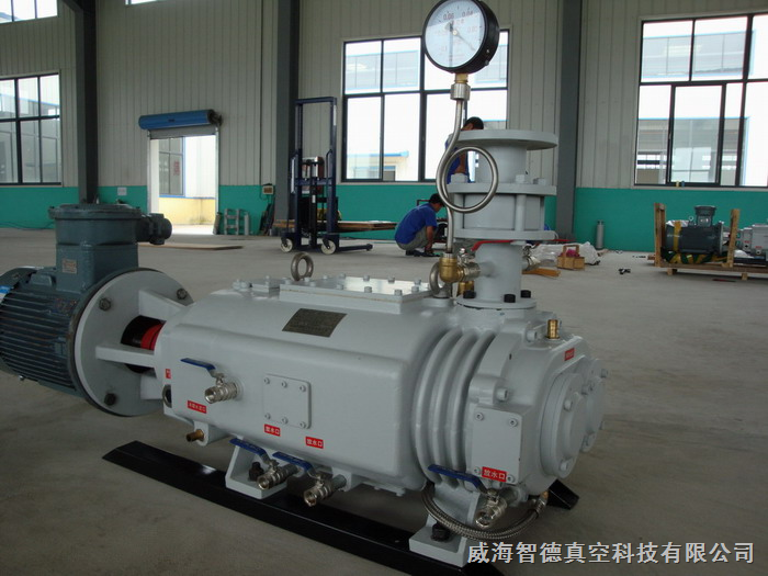 dp430-4 干式螺杆真空泵