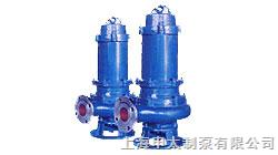 上海申太-QWP系列不锈钢潜水排污泵