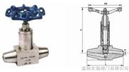 J61Y/W不銹鋼焊接截止閥