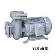 YLGbW40-50台湾源立卧式单级管道泵价格 管道泵型号及参数
