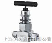陶瓷芯针型阀|卡套式陶瓷芯针型阀|高压陶瓷芯针型阀