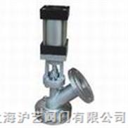 气动放料阀|气动柱塞阀放料阀|气动保温放料阀|气动搪玻璃放料阀