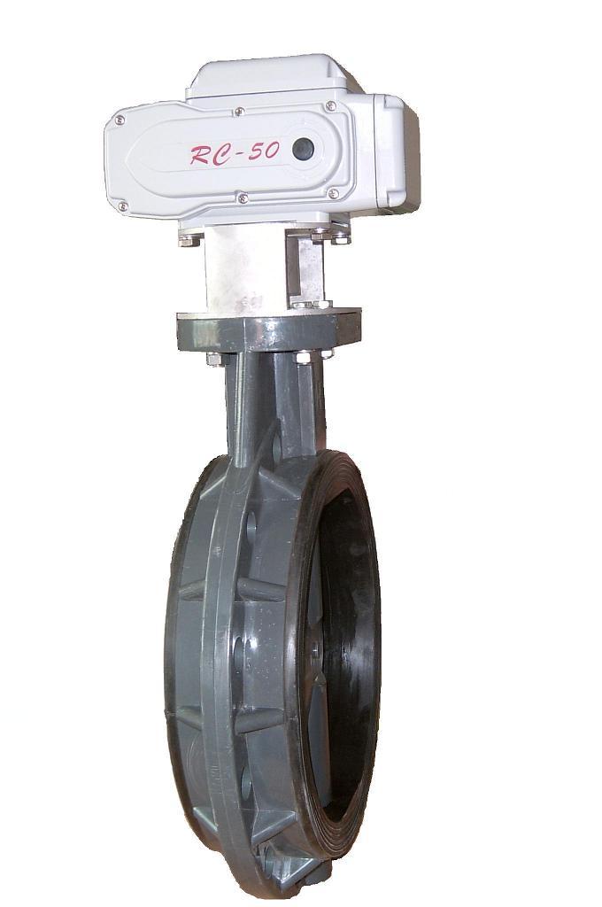 d971x-16 电动蝶阀,电动阀门,执行器,电动装置图片