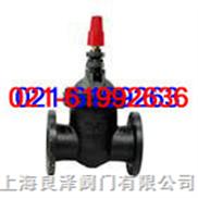 SZ45W/T/H-10型暗桿楔式地下閘閥 上海良澤閥門