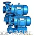 卧式管道离心泵 ISW管道离心泵 上海离心泵厂