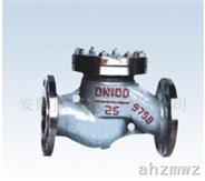 上海滬航 升降式鑄鋼法蘭止回閥