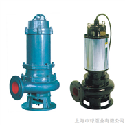 JYWQ-自搅匀潜水排污泵