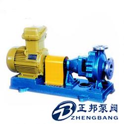 IH-单级单吸化工离心泵