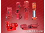 供应消防喷淋给水泵-消防泵组