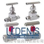 英国进口针型阀∣进口内螺纹针型阀∣进口焊接针型阀