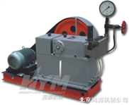 电动高压试压泵