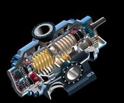德国Bornemann双螺杆泵