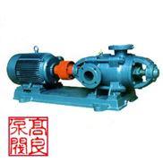 D、DG型臥式、單吸多級、分段式離心泵