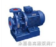 ISW型不锈钢卧式管道泵