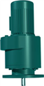 震威LC系列、LC(A)型立式两极圆柱齿轮减速机