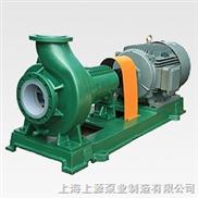 IHF系列氟塑料衬里离心泵-上源泵业