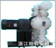 RW50PP气动隔膜泵