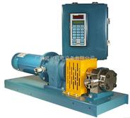 天津高温计量泵厂家高粘度计量齿轮泵应用
